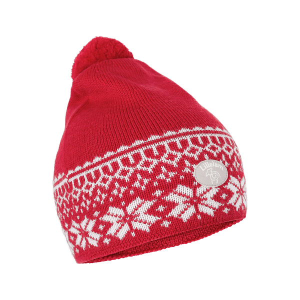 Hat with ponpon winter - Barn / Baby