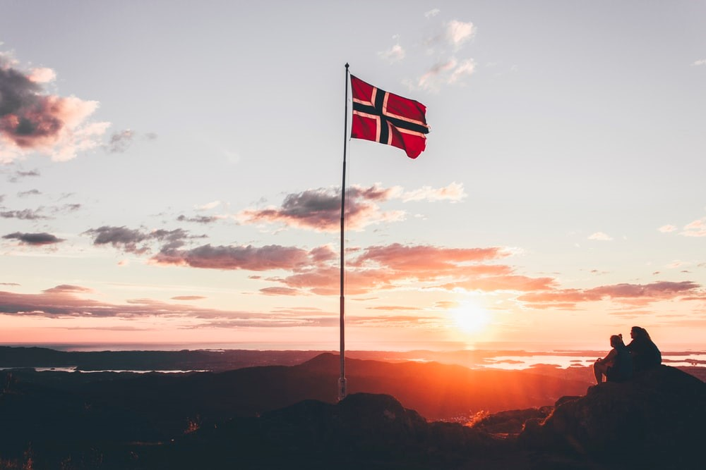 Norgesferie - Where norwegians spend heir summer holiday
